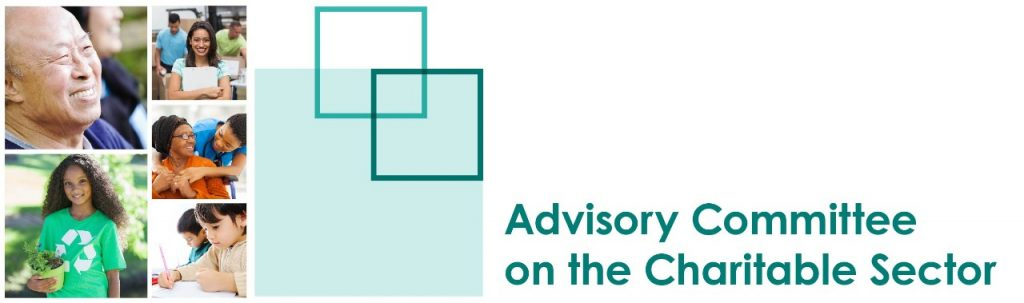 PhiLab on the Advisory Committee on the Charitable Sector