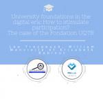 university foundations philanthropy
