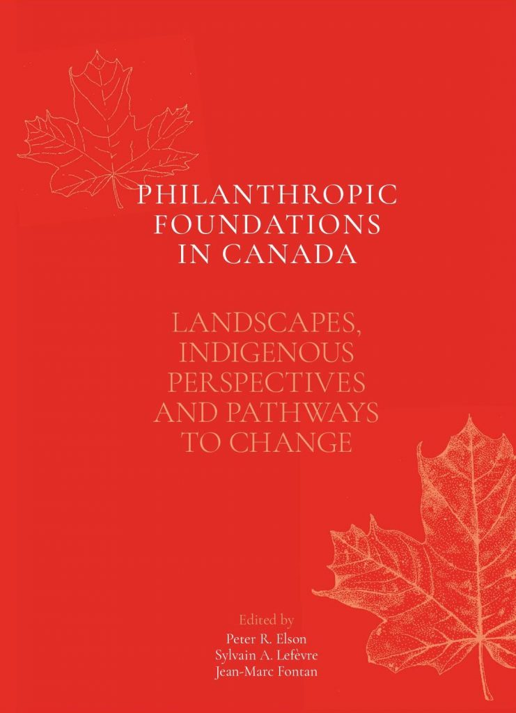 Philanthropic Foundations in Canada
