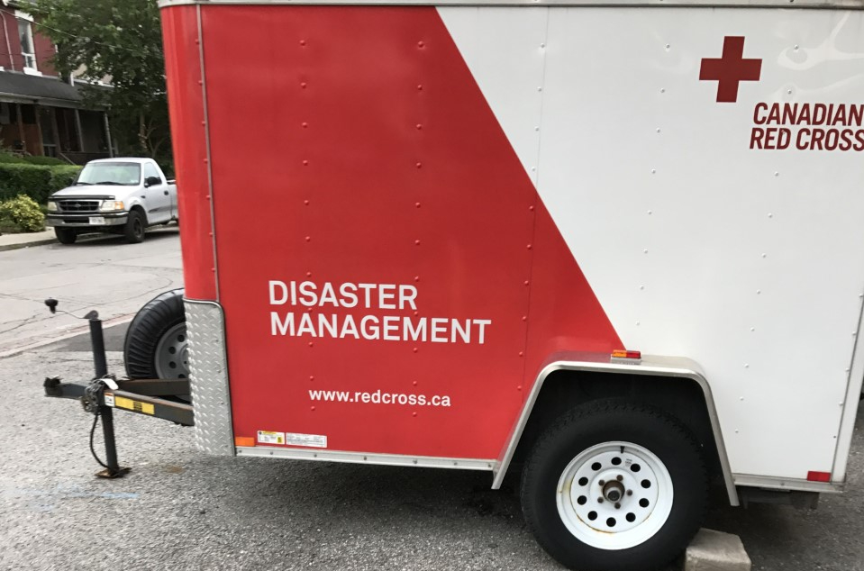 Climate Disasters Canadian Red Cross