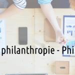 données de la philanthropie