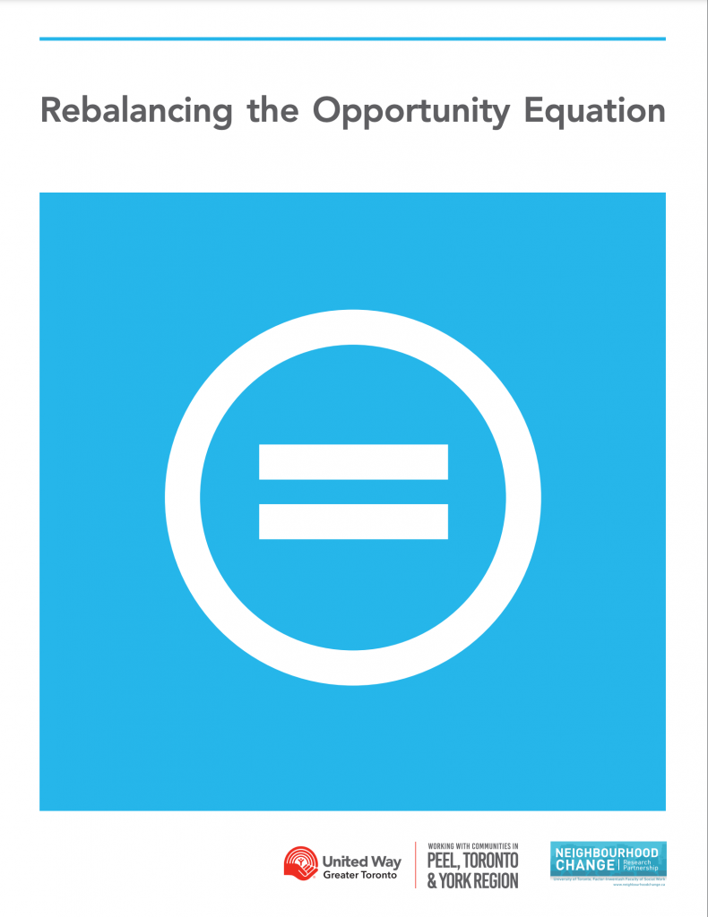 Rebalancing the opportunity equation