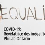 COVID-19 Inégalités sociales