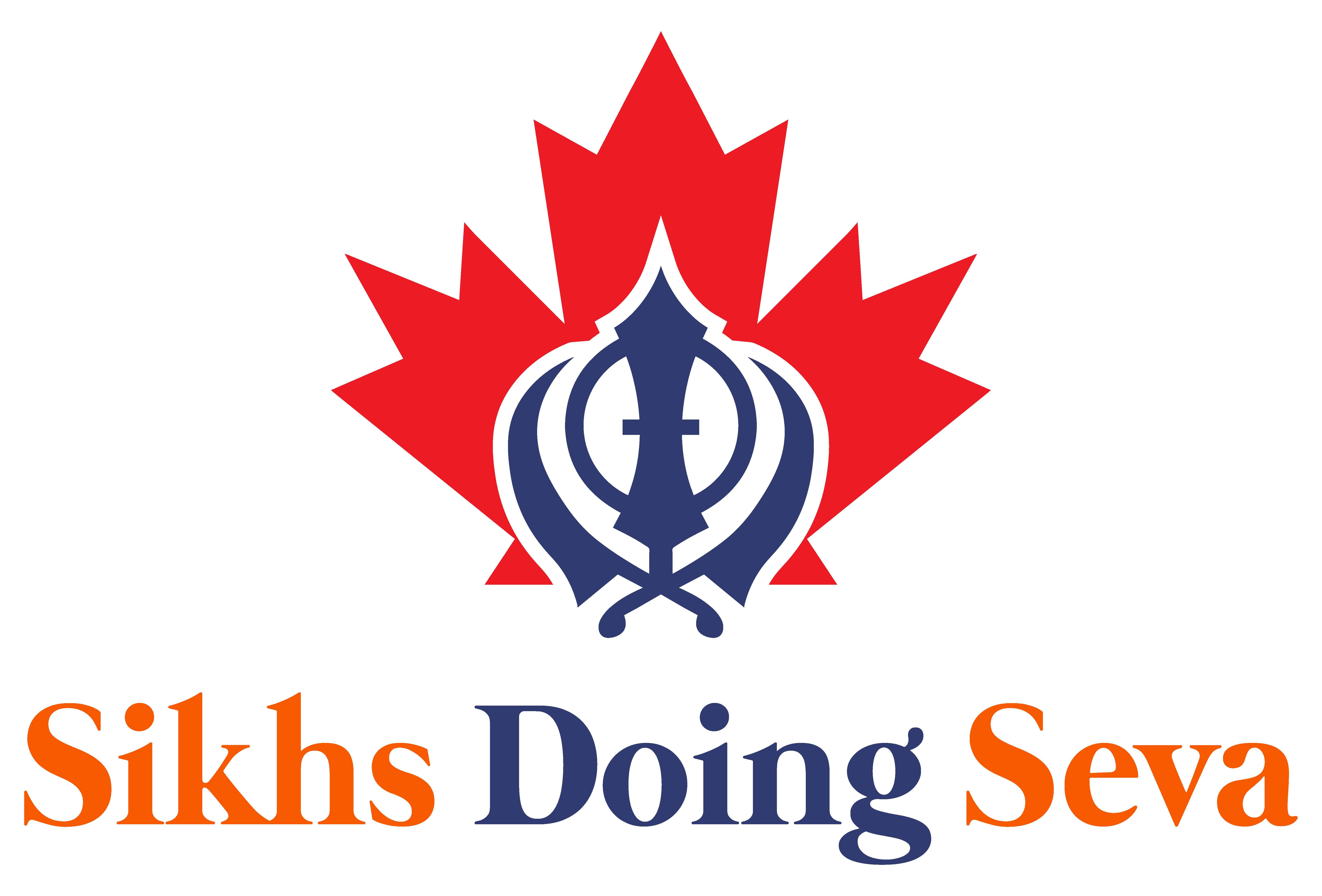 Sikhs Doing Seva
