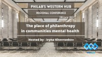 PhiLab West: The Place of Philanthropy in Community Mental Health